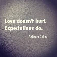 love doesn't hurt