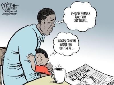 worried parent